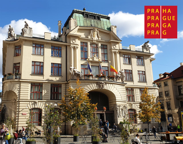 New City Hall - The seat of the Prague City Hall